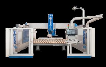 KRONOS 600 - 800 CNC, Donatoni Macchine