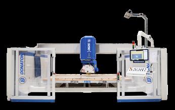SPIN 625 CNC, Donatoni Macchine