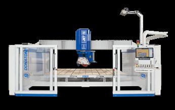 JET 625 CNC, Donatoni Macchine