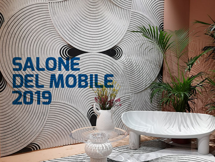 Donatoni Macchine at Salone del Mobile 2019
